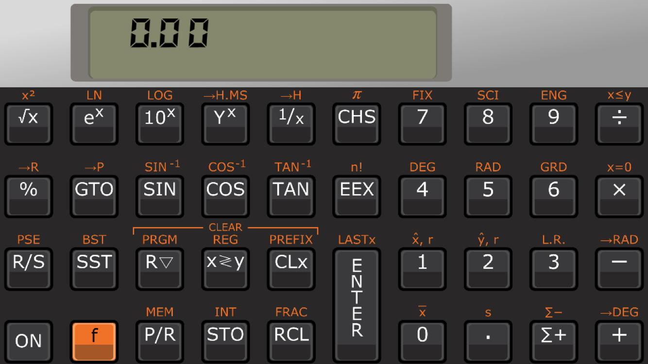 touch rpn the rpn calculator for iphone and ipad rh epxx co hp 12c iphone app manual HP 12C Calculator